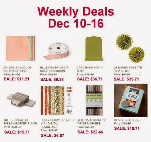 Weekly deal dec10