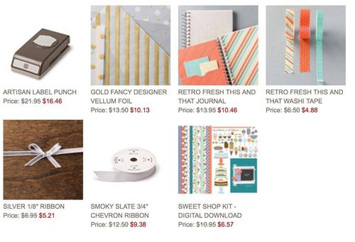 Weeky Deals July 8