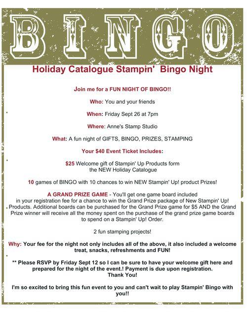 Bingo Event-001